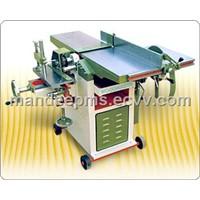 Multipurpose wood working machine