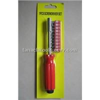 11 pcs screwdriver set