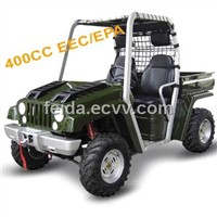 400cc UTV with EEC/EPA approved
