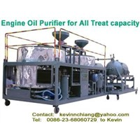 Advanced Engine Oil Purifier/ Oil Recycling System/ Oil Purificaton Machine/ Car Oil Regeneration