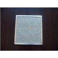 Aluminum foil filter