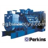 Binshi Perkins  generator set(80-1000KW)