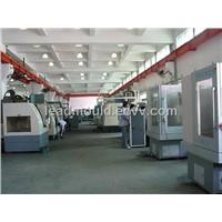 CNC machines(facilities view)