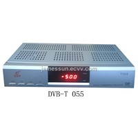 DVB-T Digital Terrestrial Receiver