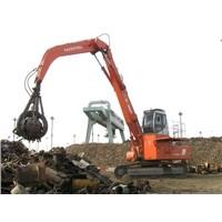 Hydraulic Material Handler