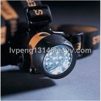 LED Headlamp ,LED Head lamp,Outdoor lighting/Streamlight Septor LED Headlamp with Elastic and