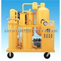Lubrication oil recycling & regeneration pufirier