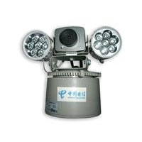 Network camera with built-in wireless TEL/GSM alarm SA-1168-029