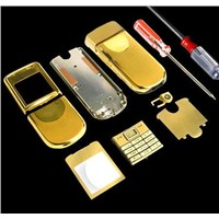 Pure Gold Housing & Tools for Nokia 8800 Sirocco