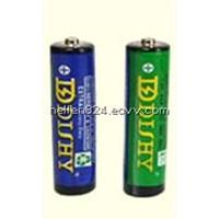 R03P AAA Size Carbon Zinc Battery