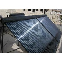 Sectional Metal Heat-pipe Solar Collector ( SUS304-2B stainless steel for outer manifold series)