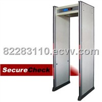 SecureCheck Walk Thru Metal Detector