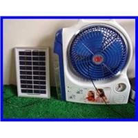 Solar electric fans NF-DFS02
