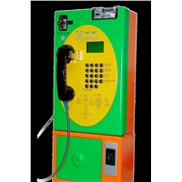 T8 outdoor Coin/Card payphone