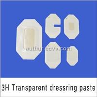 Transparent Wound Dressing