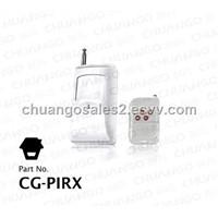 PIR Detector / Wireless PIR Motion Detector Alarm (CHUANGO CG-PIRX)
