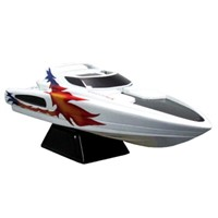 White Shark 26CC Gas Powered RC Boat