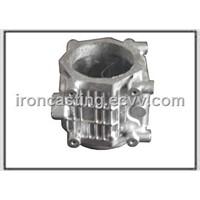 aluminum alloy continuous casting