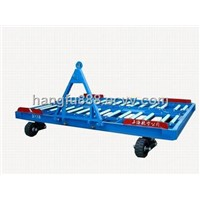 7T Multifunctional Container&Paneling Trailer
