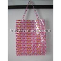 pvc shopping bag