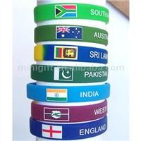 silcione bracelet