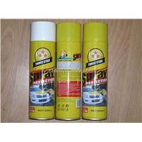 spray protection