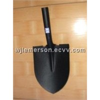 steel shovel