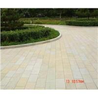 stone pavers (sandstone)