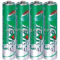 dry cell battery AAA/R03P