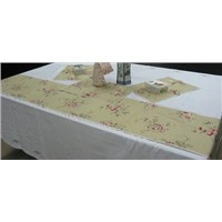 table mat & runner