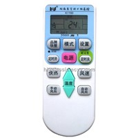 Universal Remote Control for AC