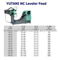 Yutani NC Leveler Feed