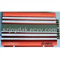 2 or 4channel Car mini Amplifier from 200W till 1000W