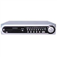 4channel DVR with MPEG4/H.264
