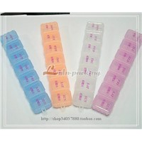 7 Compartment Weekly Portable Pill Box