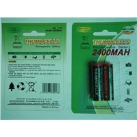 AA240 NI-MH rechargeable battery