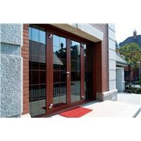 Aluminium open-out casement door