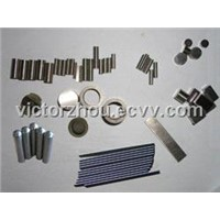 Aluminum-Nickel-Cobalt (AlNiCo) rare earth permanent magnets