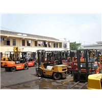 Chinese Brand Forklifter