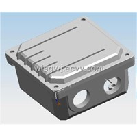 Electric motor junction box