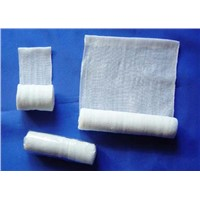 Gauze roll medical product