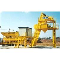HZS75A Concrete mixing plant