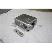 HDTV Projector AV TV SV HDMI Scart USB Card Reader Input