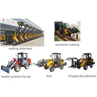 Loader (Shovel and Snow Removers)
