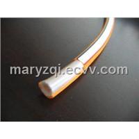 PVC HI-PRESSURE KNITTED FIBER REINFORCED HOSE
