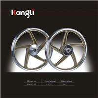 Polishing alloy  colour wheel