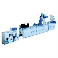 Single Blade Mazy Drip Irrigation Belt Making Machine