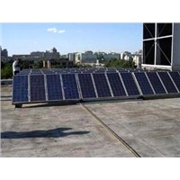 Solar energy photovoltaic generating system