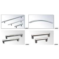 T-bar handles