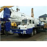Tadano 55tons crane-2